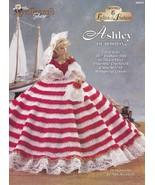 Ashley of Boston, Fashion Doll Clothes Crochet Pattern Booklet TNS 99254... - $5.95