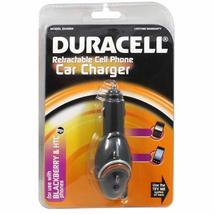 Duracell Retractable Car Charger DU4004 - $5.20