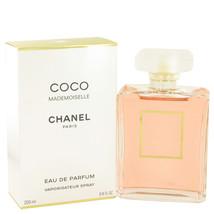Chanel Coco Mademoiselle Perfume 6.8 Oz Eau De Parfum Spray  image 4