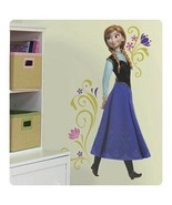 Disney Frozen Anna Peel And Stick Giant Wall Decal - $17.99