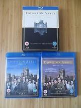 Downton Abbey Series 1 & 2 Blu-ray 5-disc Box Set season seasons blueray... - $14.16