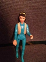 "1965 Louis & Marx Jane West 11 1/2"" Doll Figure, Brunette - $20.00"
