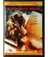 Black Hawk Down (DVD, 2002) Hartnett, McGregor, Sizemore, Widescreen - $7.95