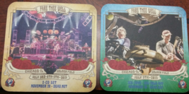 2 of  5 FARE THEE WELL Grateful Dead Celebrating 50 Years Paper Coasters - $5.95