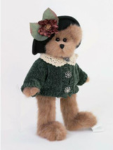 "Bearington Bears ""Kerri"" 10"" Collector Bear- Sku #1388- 2002 - $29.99"