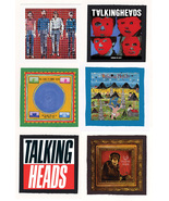TALKING HEADS remain in light, speaking in tongues,true stories CLOTH PA... - $19.00