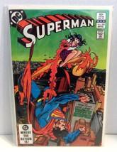 Superman #382 Apr 1983 DC Comic Book VF - $17.47