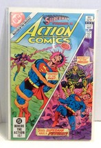 Action Comics SUPERMAN #537 Nov 1982  DC Comic Book VF - $19.45