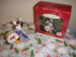 Hallmark 1997 Bandleader Mickey Holiday's Parade Ornament - $10.79