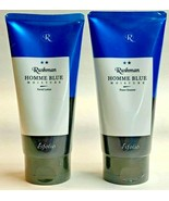 Esfolio Rushman Homme Blue Moisture Foam Cleanser & Facial Lotion - SEALED - $24.75