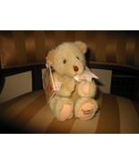"Cherished Teddies 1987 Patches 6"" Plush Bear - $19.99"