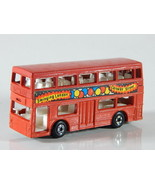 Matchbox Superfast London 1972 Lesney Red Bus No.17 The Londoner Made in England - £9.88 GBP