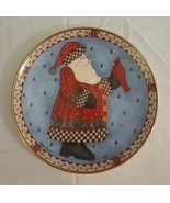 Royal Doulton A Christmas Greeting Plate  Debbi... - $14.69