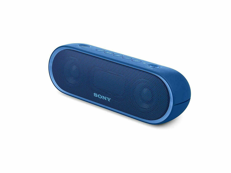 Sony XB20 Wireless Portable Speaker - Blue BRAND NEW