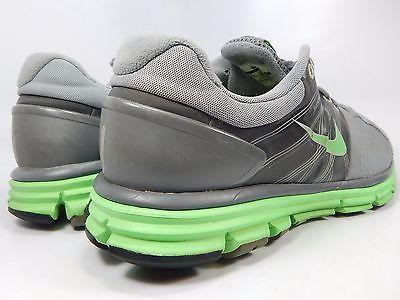 Nike LunarGlide + 2 Men's Running Shoes Size 13 M (D) EU 47.5 Gray 407648-030