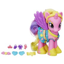 Fashion Style Princess Cadance cutie mark G4 my little pony 6 inch FiM N... - $21.77