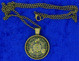 Legend of Zelda Gate of Time Necklace Hyrule Historia Chain Style Length... - $4.99+