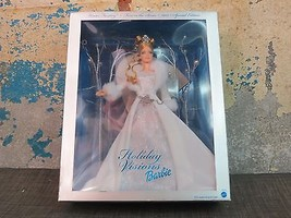 2003 Holiday Visions Winter Fantasy Barbie Doll... - $24.70