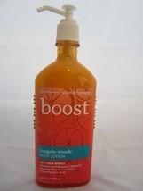 Bath & Body Works Aromatherapy Boost Tangelo Woods Body Lotion 6.5 Oz Di... - $25.00