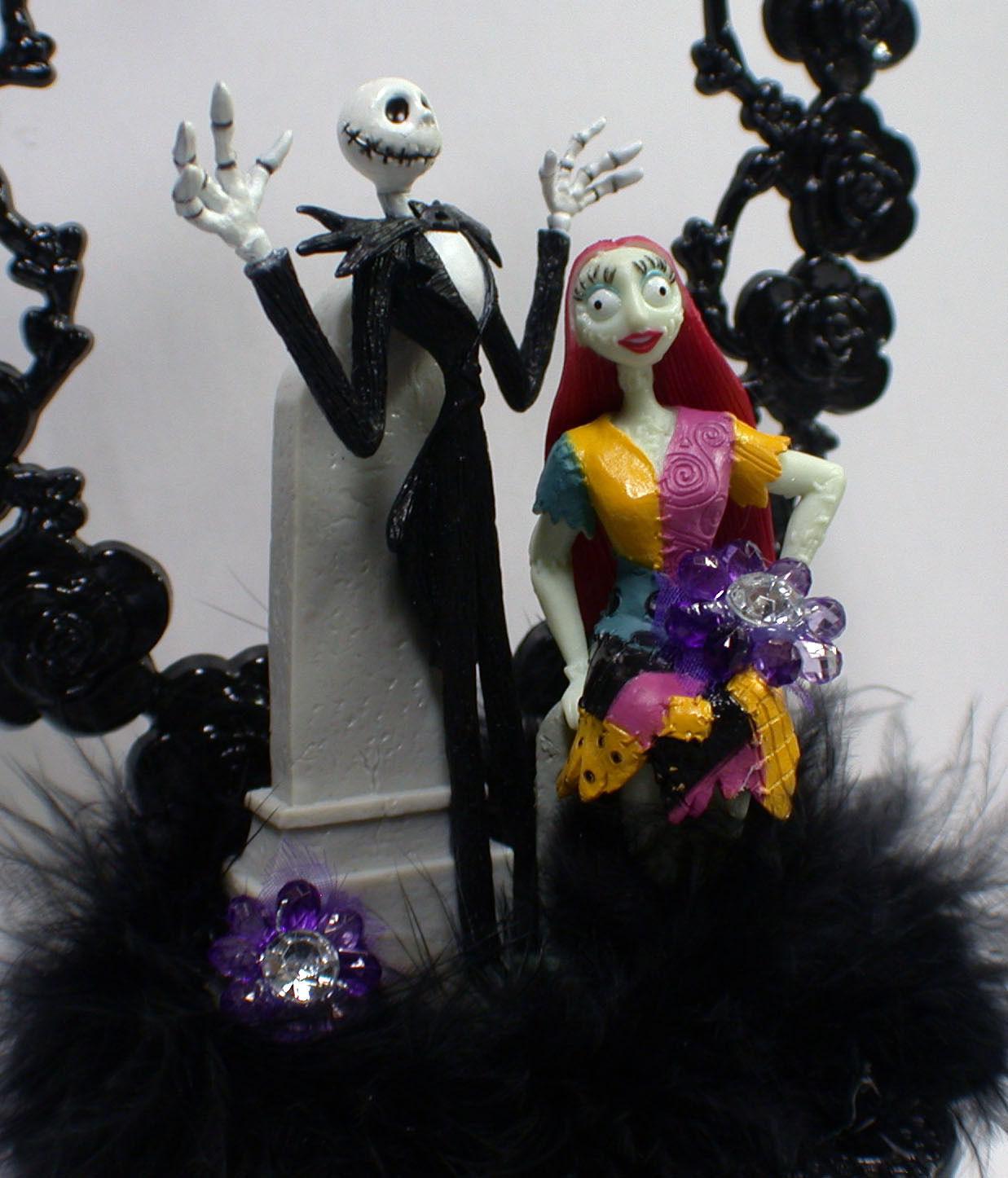 Jack & Sally Nightmare before Christmas and 50 similar items