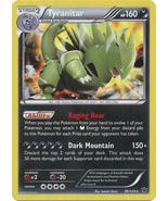 Tyranitar 56/124 Holo Rare Fates Collide Pokemo... - $1.29