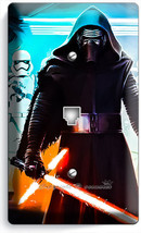 STAR WARS KYLO REN FIRST ORDER STORMTROOPERS PHONE TELEPHONE WALL PLATE ... - $9.89