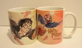 Set of 2 Harry Potter and the Sorcerer's Stone Coffee Tea Mug - $29.65