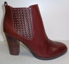 Antonio Melani Size 8 M EADIE Woodberry Leather Ankle Boots New Womens S... - $117.81