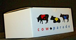 Cows on Parade Cow Doodle Item # 9194 Westland Giftware AA-191874 Vintage Colle image 3