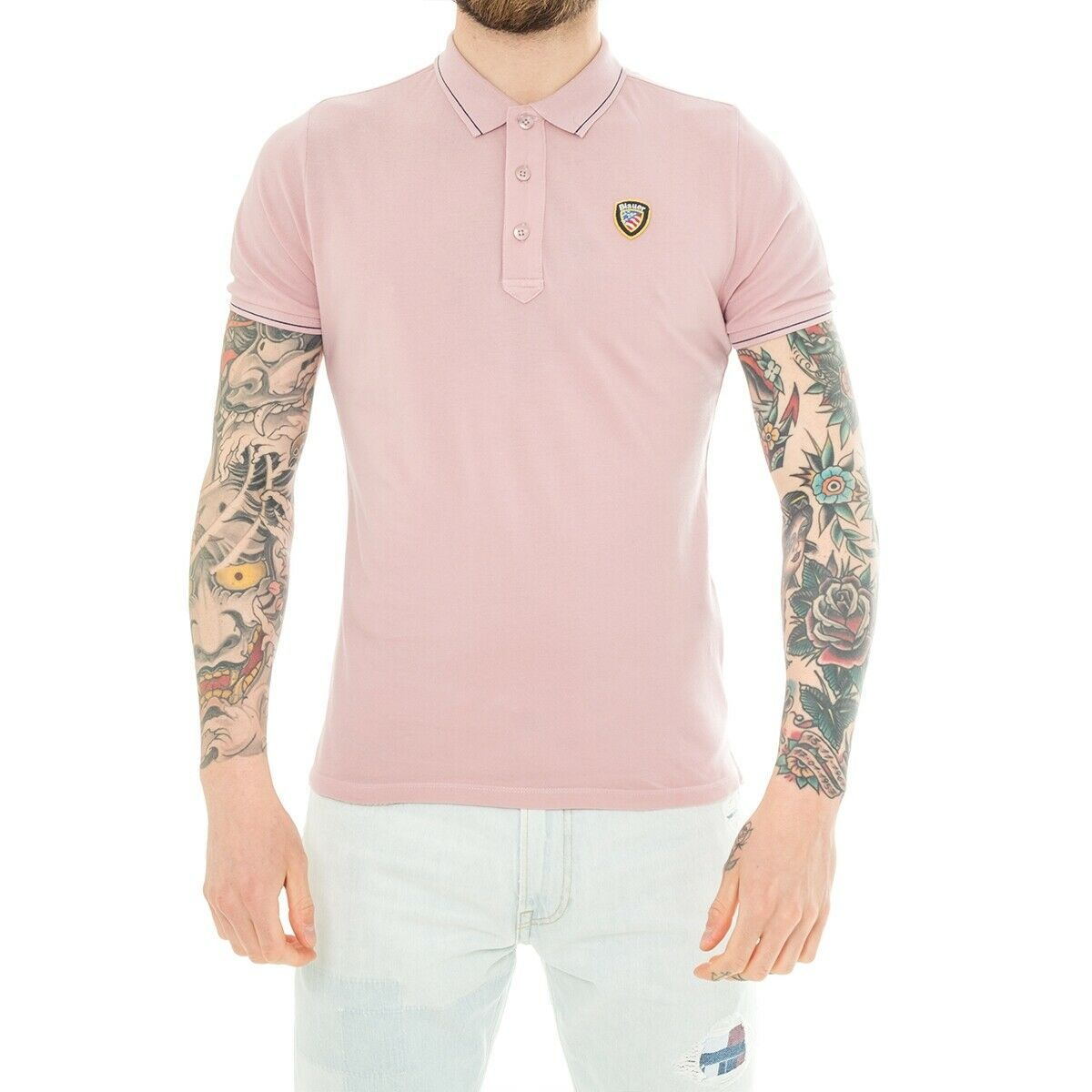 Primary image for POLO MAN BLAUER 19SBLU702174.521  Rosa