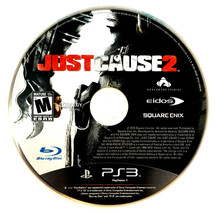 Sony Game Just cause 2 - $10.99