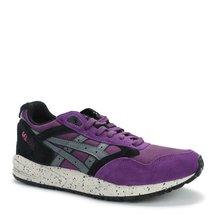 Asics Men's Gel Saga Running Shoes HN510.3311 Purple/Grey SZ 10 - $94.05