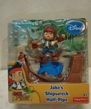 Disney Jake's Shipwreck Half Pipe New in package 3+ Fisher Price - $12.99