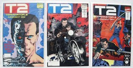 Terminator 2 Judgement Day Movie Comic full set #1-2-3 Lot NM Bagged & Boarded - $25.00