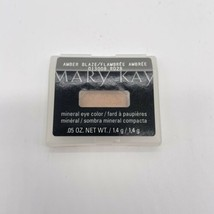 Mary Kay Mineral Eye Color Amber Blaze 013008 .05 Oz - Discontinued - $9.47