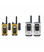 Motorola Talkabout T402 Rechargeable Two-Way Radios (2-Pack) & T260 Talk... - $105.99