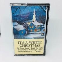 It's A White Christmas Cassette Tape Music 1991 - $5.95