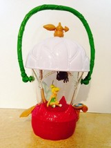 Disney Tinkerbell Sounds Light Lantern Gift Collectible - $11.30
