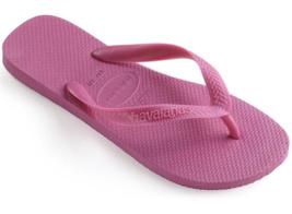 Kids Havaianas Unisex Slim Pool Shower Rubber Casual Flip Flop Sandals S... - $22.17