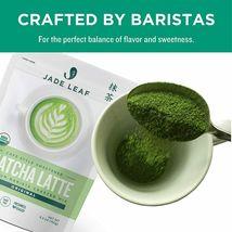 Jade Leaf Organic Matcha Latte Mix - Sweet Matcha Green Tea Powder (5.3 Ounce) image 3