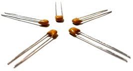 MultiComp 33 pF, 50 V, ± 5%, Radial Multilayer Ceramic Capacitor (Pack o... - $5.48