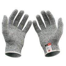Cut-resistant Anti-knife Glove Chain Saw Gloves Level 5 Protection Survi... - $7.90