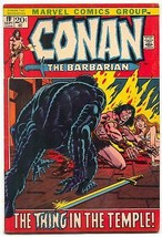 Conan The Barbarian #18 1972-NATIONAL Diamond Sales VARIANT-MARVEL - $31.53