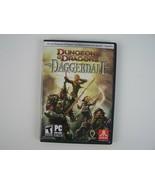 Dungeons & Dragons: Daggerdale PC DVD Game - $11.87