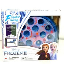 Disney Frozen II Frosted Fishing Snowflake Board Game for Kids & Families NEW - £7.94 GBP