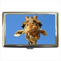 Giraffe Face Cigarette Money Case - $12.56