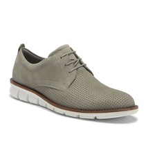 Ecco Men's Jeremy Perforated Tie Oxford Leather Comfort Shoe Wild Dove E... - $98.12