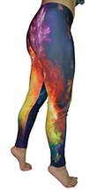 BadAssLeggings Women's Galaxy VII Leggings Medium - $19.79