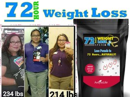 72 Hour Weight Loss System - Ardyss - $22.99