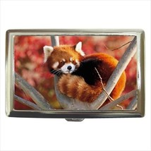 Red Panda Cigarette Money Case - $12.56